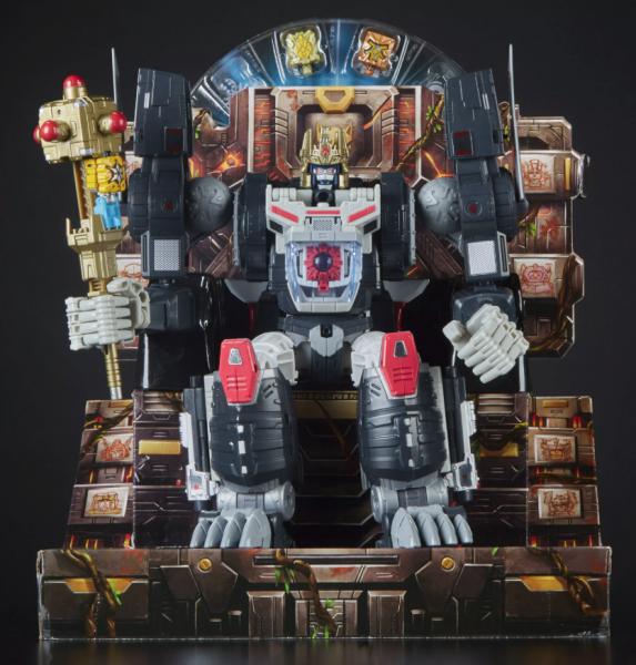 Transformers Generations Power of the Primes - Throne of the Primes (SDCC 2018 Exclusive)