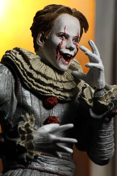 Stephen Kings Es Kapitel 2 Ultimate Actionfigur Pennywise