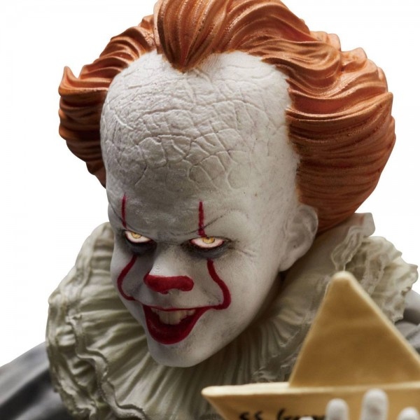 Stephen Kings It MAF EX Actionfigur Pennywise (2017)