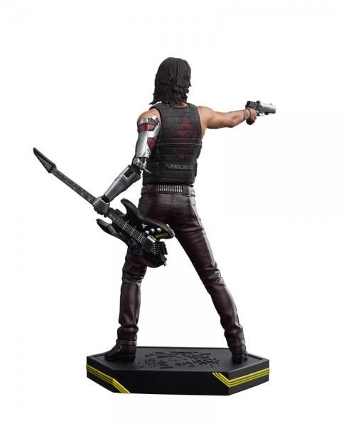 Cyberpunk 2077 Statue Johnny Silverhand