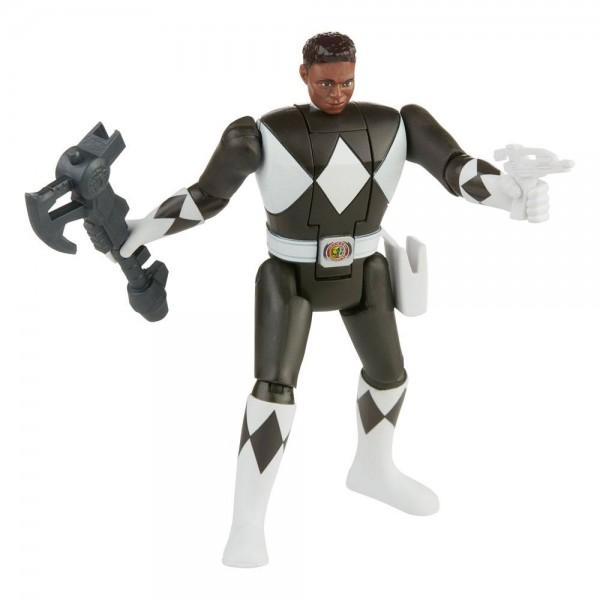Power Rangers Retro Collection Actionfigur 10 cm Zack