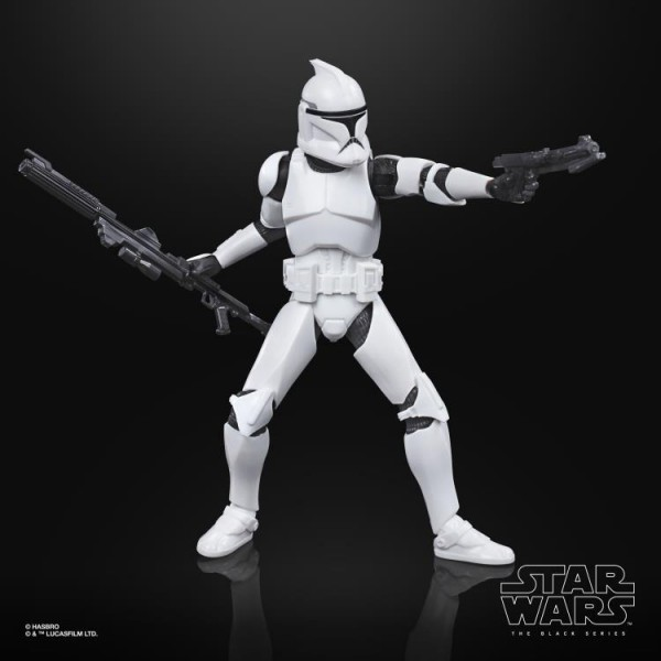 Star Wars Black Series Actionfigur 15 cm Clone Trooper  Phase I
