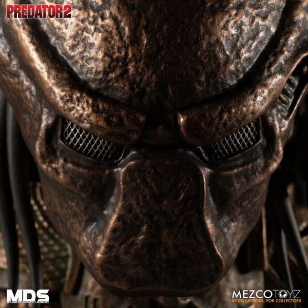 Predator 2 MDS Series Actionfigur City Hunter Predator (Deluxe)