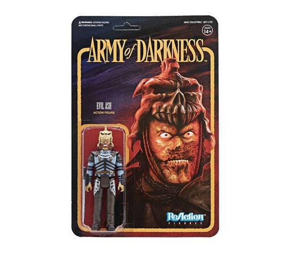 Army of Darkness ReAction Actionfigur Evil Ash