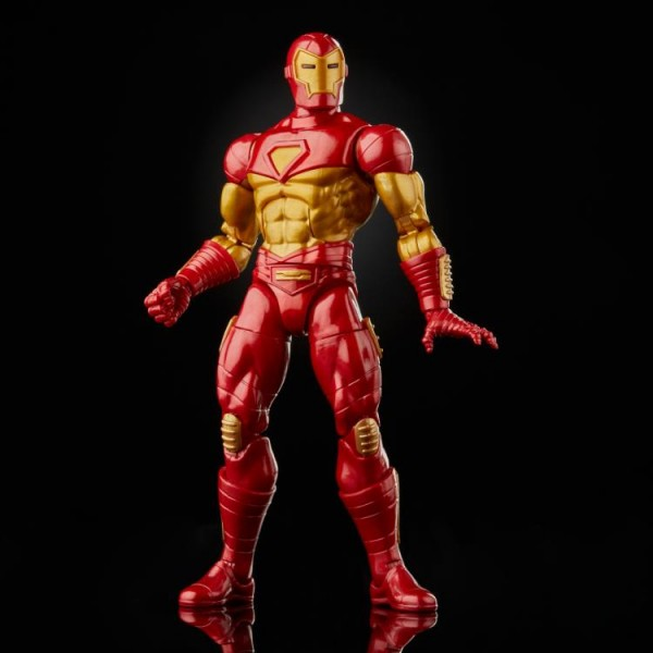 Marvel Legends Comic Actionfigur Modular Iron Man
