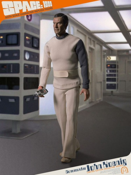 Mondbasis Alpha 1 Actionfigur 1/6 Commander John Koenig (Limited Edition)