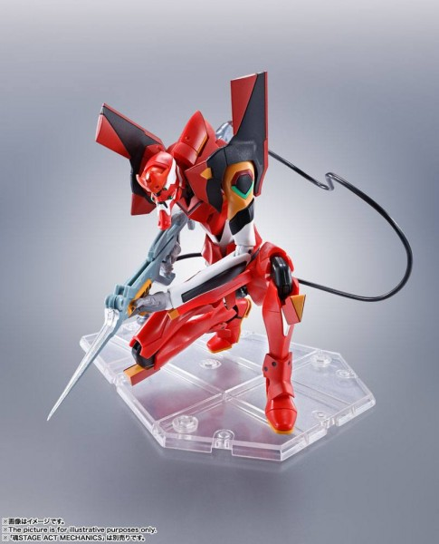 Rebuild of Evangelion Robot Spirits Actionfigur Side EVA Evangelion Production Model-02