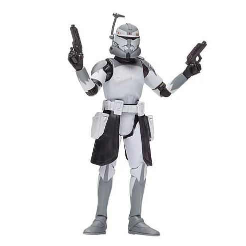 Star Wars Vintage Collection Actionfigur 10 cm Clone Commander Wolffe