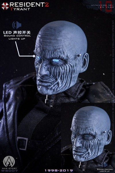 WarStory Resident 2 Actionfigur 1/6 Tyrant