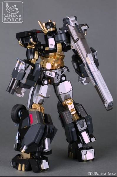 Banana Force MPL-01B Black Sharpshooter