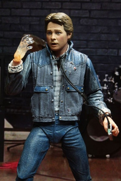 Zurück in die Zukunft Actionfigur Ultimate Marty McFly (Audition)