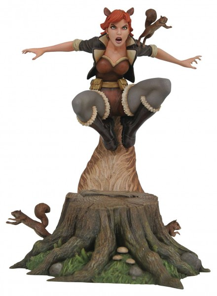Marvel Gallery Statue Squirrel Girl
