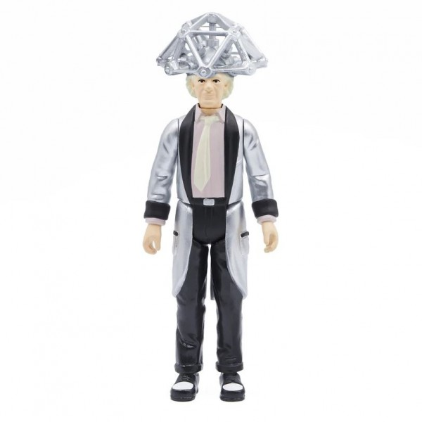 Back to the Future ReAction Actionfigur Doc Brown (1950s)