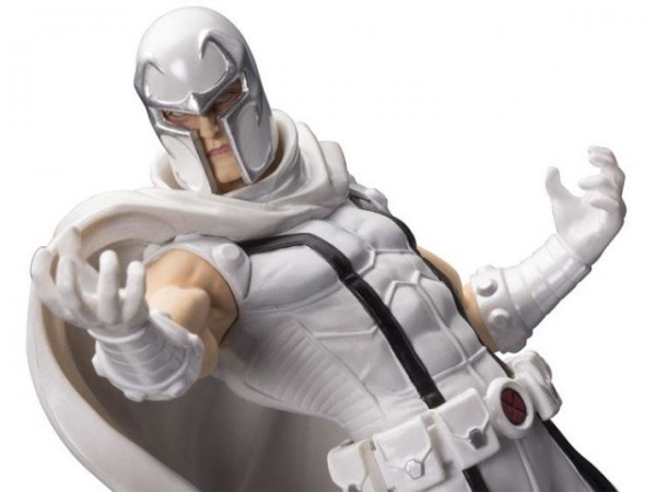 Marvel ARTFX+ Statue Magneto white (Marvel Now) Exclusive