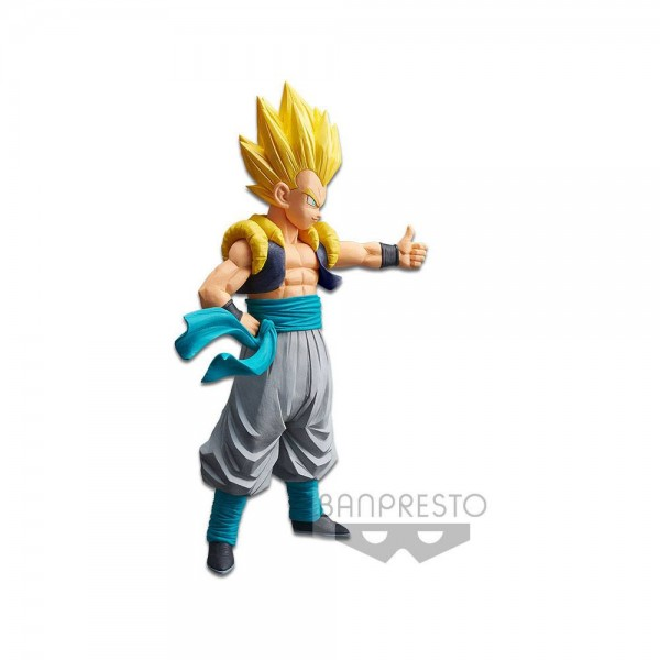 Dragonball Z Grandista Resolution of Soldiers Statue Gotenks