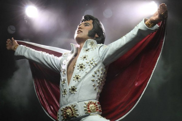 Elvis Presley Actionfigur Live in ´72