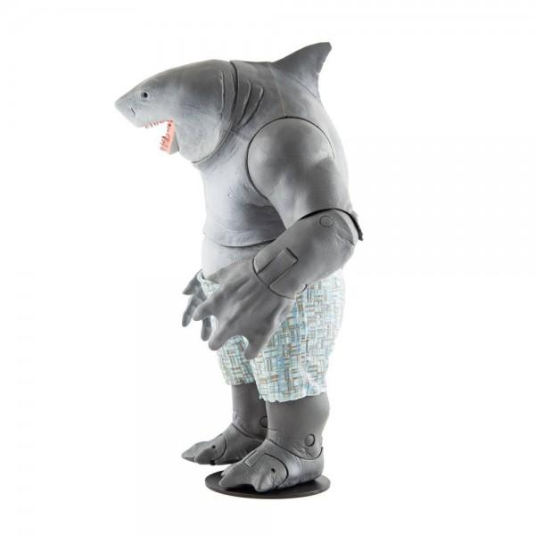 DC Multiverse Actionfigur King Shark (Suicide Squad)
