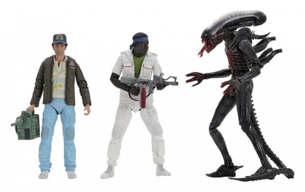 Alien 40th Anniversary Actionfiguren-Set Serie 2 (3)