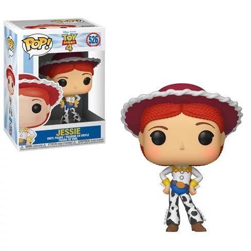 Toy Story 4 Funko Pop! Vinylfigur Jessie 526