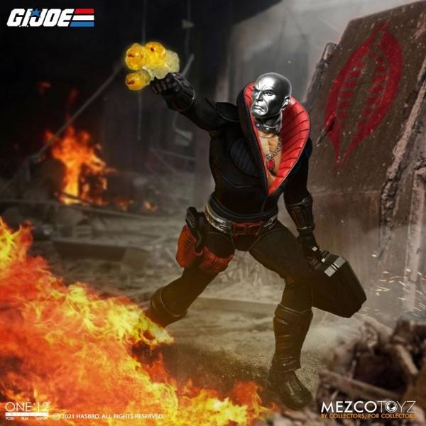 G.I. Joe ´The One:12 Collective´ Actionfigur 1/12 Destro