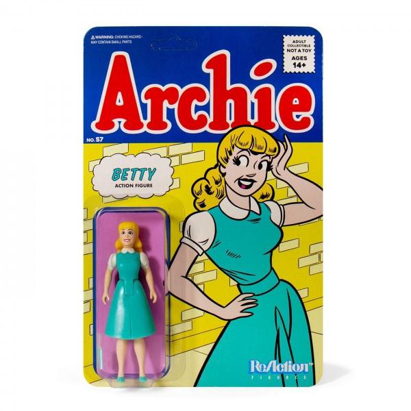 Archie Comics ReAction Actionfigur Betty