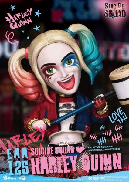 Suicide Squad 'Egg Attack Action' Figur Harley Quinn
