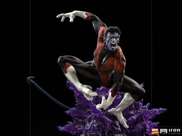 Marvel Comics BDS Art Scale Statue 1/10 Nightcrawler