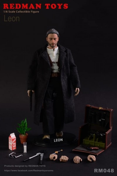 Redman Toys 1/6 Actionfigur Killer Leon