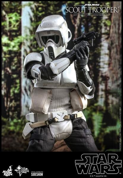 Star Wars Movie Masterpiece Actionfigur 1/6 Scout Trooper (Episode VI)