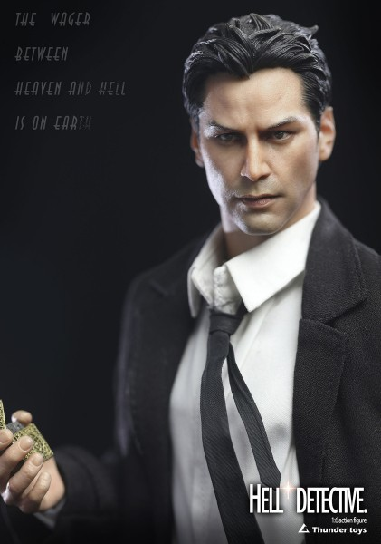 Thundertoys 1/6 Actionfigur Hell Detective (Deluxe Version)