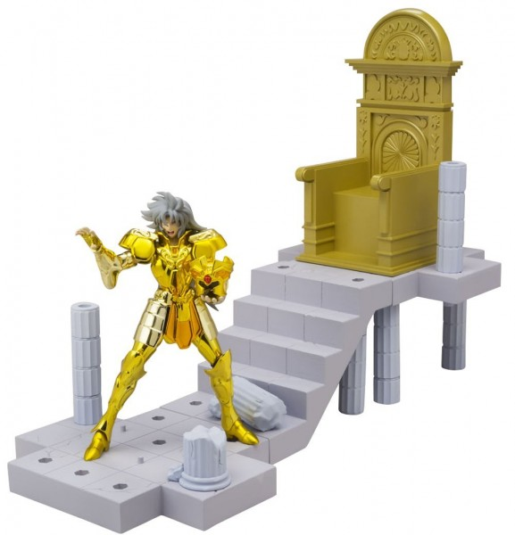 Saint Seiya D.D.Panoramation Actionfigur Gemini Saga (The Chamber of the Pope)