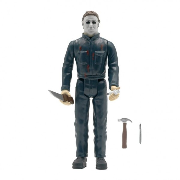 Halloween 2 ReAction Actionfigur Michael Myers