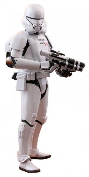 Star Wars Movie Masterpiece Actionfigur 1/6 Jet Trooper