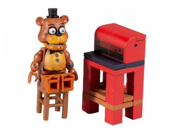 Five Nights at Freddy´s Bauset Parts and Services (Micro)