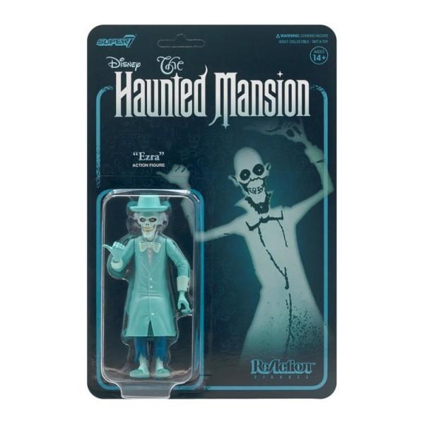Haunted Mansion ReAction Actionfigur Skeleton Ghost Ezra