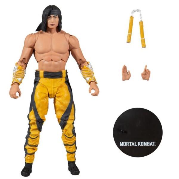 Mortal Kombat 11 Actionfigur Liu Kang (Fighting Abbot)