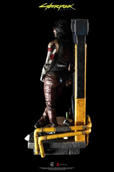 Cyberpunk 2077 Statue 1/4 Johnny Silverhand
