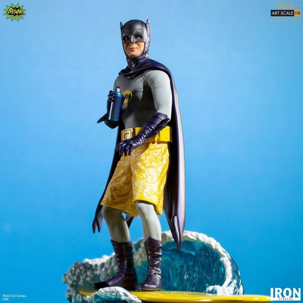 Batman 1966 BDS Art Scale Statue 1/10 Surfer Batman (Deluxe)