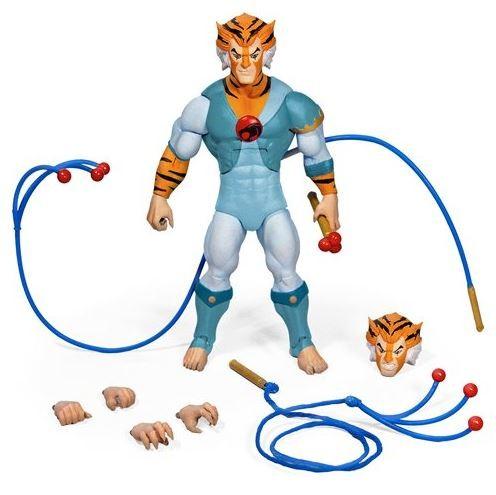 Thundercats Ultimate Actionfigur Tygra