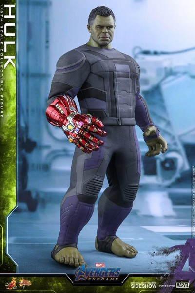 Avengers Endgame Movie Masterpiece Actionfigur 1/6 Hulk