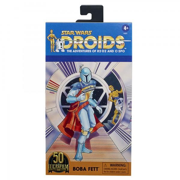 Star Wars Black Series Actionfigur 15 cm Boba Fett (DROIDS) Exclusive