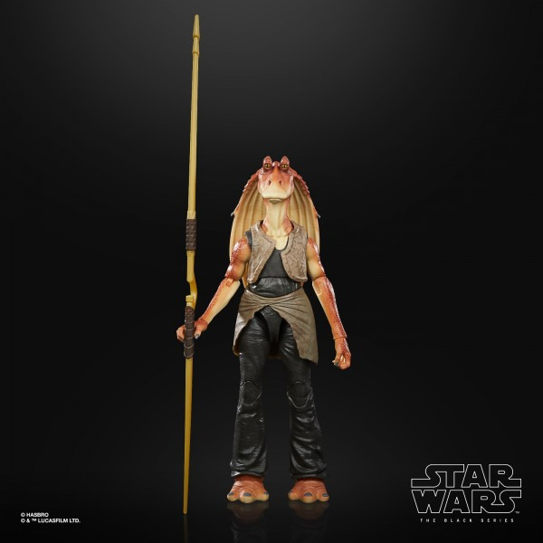 Star Wars Black Series 50th Anniversary Lucas Film Actionfigur 15 cm Jar Jar Binks (Exclusive)