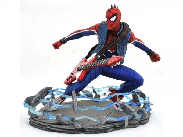 Marvel Gallery Statue Spider-Punk (PS4 Video Game)