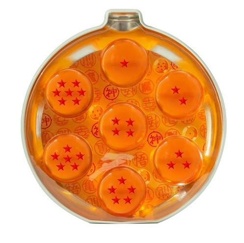 Dragonball Z Prop Replik Dragonball with Radar Tin