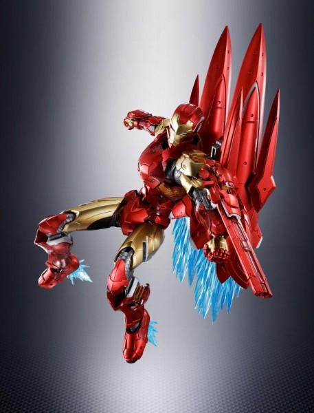 Tech-On Avengers S.H. Figuarts Actionfigur Iron Man