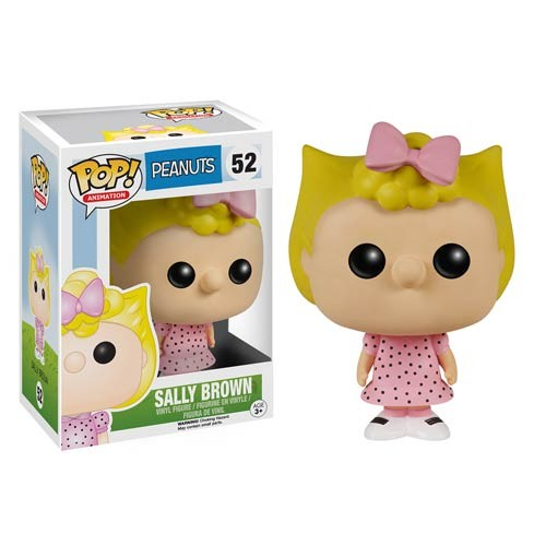 Peanuts Funko Pop! Vinylfigur Sally Brown 52