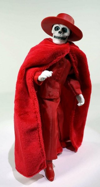 Phantom of the Red Death Mego Retro Actionfigur Red Death