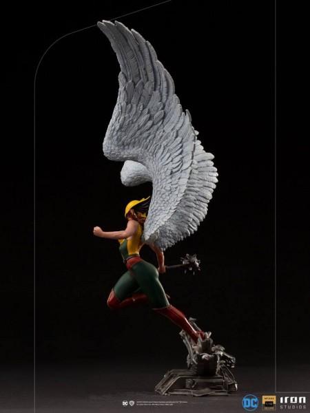 DC Comics Art Scale Statue 1/10 Hawkgirl (Deluxe)
