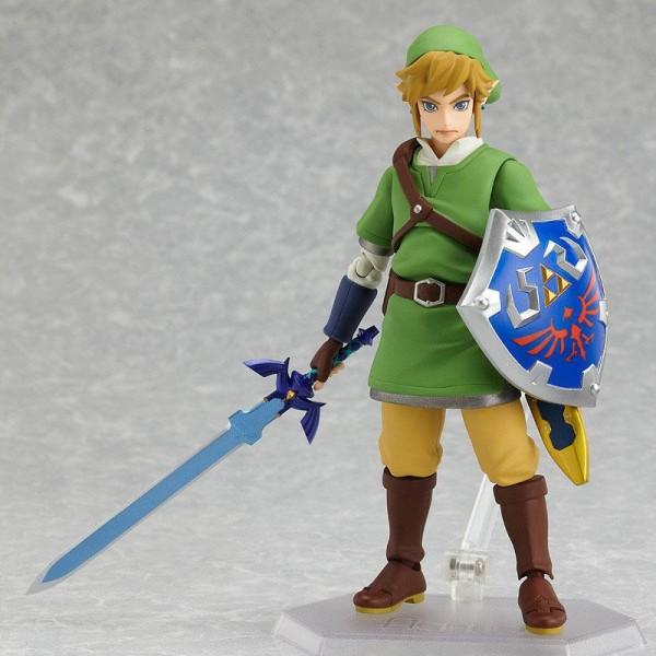 The Legend of Zelda Skyward Sword Figma Actionfigur Link
