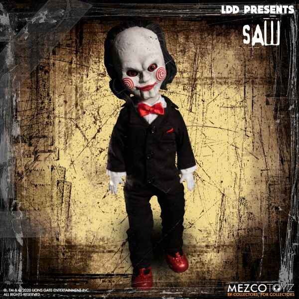 Saw Living Dead Dolls Puppe Billy